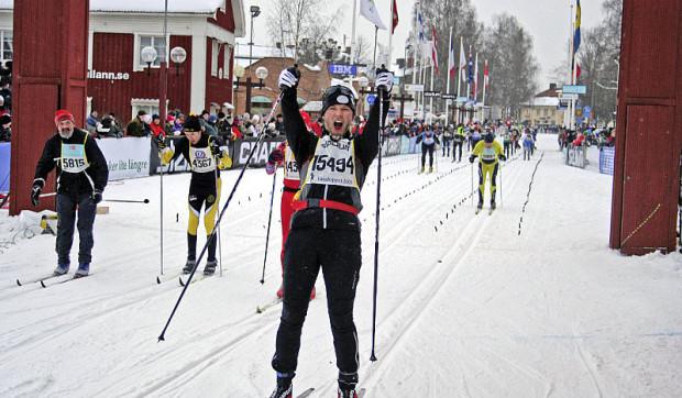 Ekström steht wieder auf den Brettern: Erneuter Start beim Wasa-Lauf