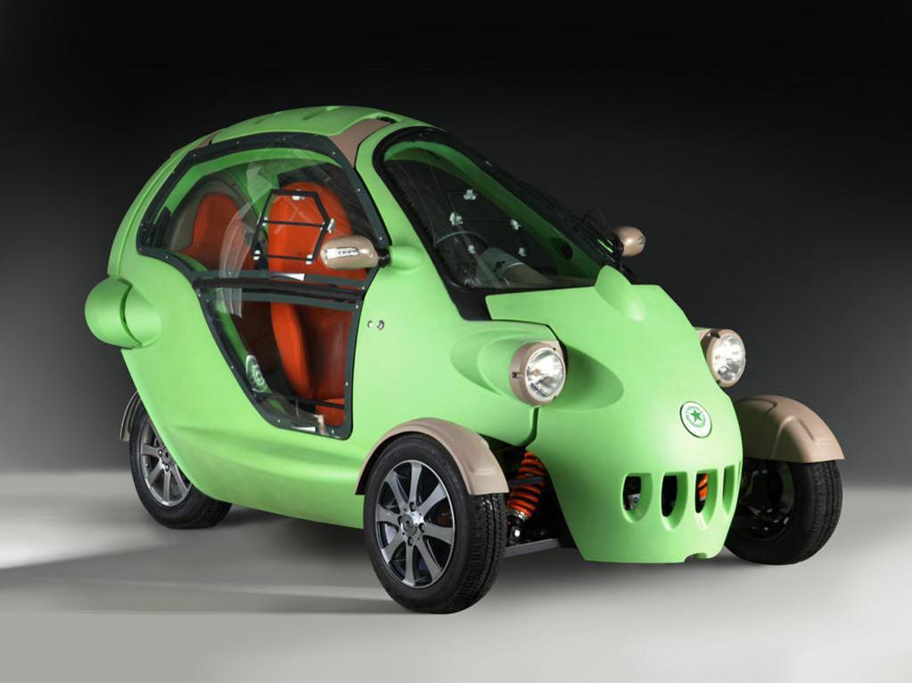 Elektro-Auto: Frosch aus Polen - Bild 2