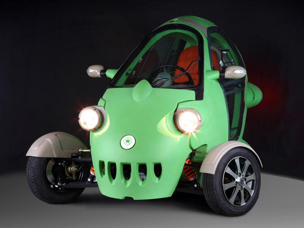 Elektro-Auto: Frosch aus Polen - Bild 3