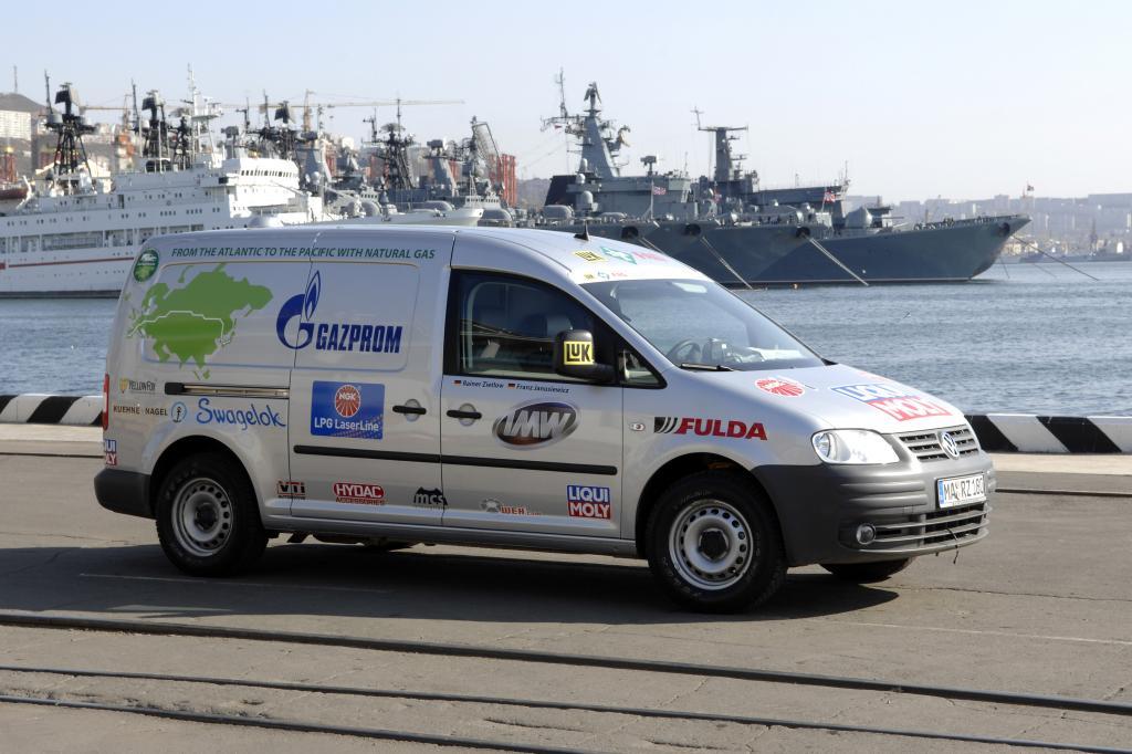 Erdgas-Marathon kurz vor dem Ziel