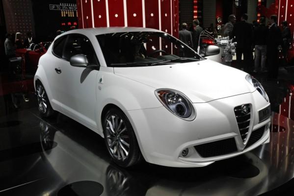 Essen 2009: Alfa Romeo präsentiert Mito Quadrifoglio Verde