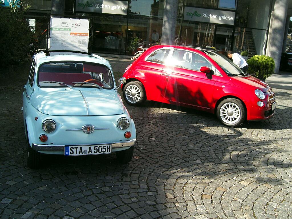Fahrbericht Fiat 500 C Lounge: Stilfrage- Bild(10)