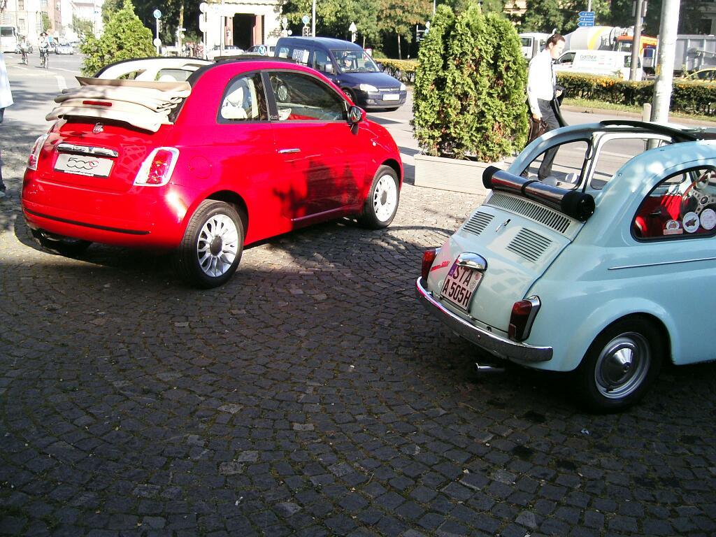 Fahrbericht Fiat 500 C Lounge: Stilfrage- Bild(11)