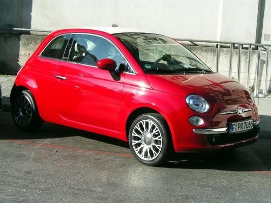 Fahrbericht Fiat 500 C Lounge: Stilfrage- Bild(12)
