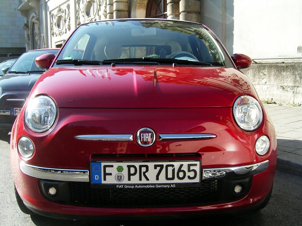Fahrbericht Fiat 500 C Lounge: Stilfrage- Bild(14)