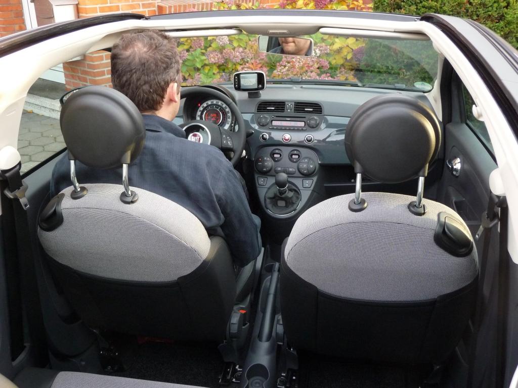 Fahrbericht Fiat 500 C Lounge: Stilfrage- Bild(2)