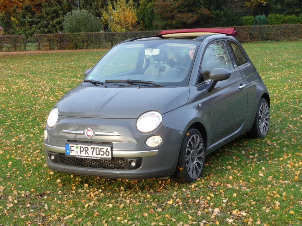 Fahrbericht Fiat 500 C Lounge: Stilfrage- Bild(5)