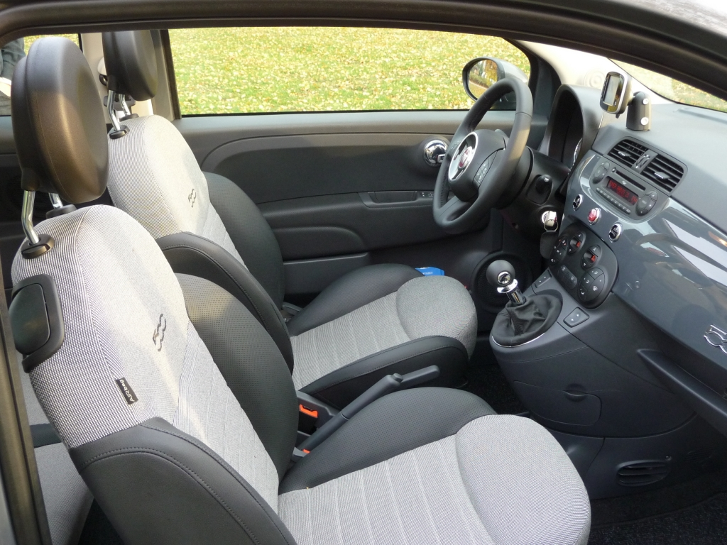 Fahrbericht Fiat 500 C Lounge: Stilfrage- Bild(7)