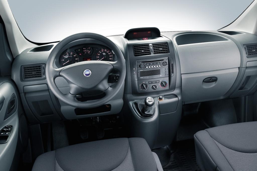 Fahrbericht Fiat Scudo 140 Mulitjet Family: Multitalent