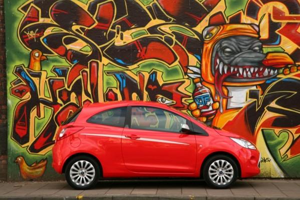 Fahrbericht Ford Ka 1.2 Titanium: Es hat sich ausgekugelt