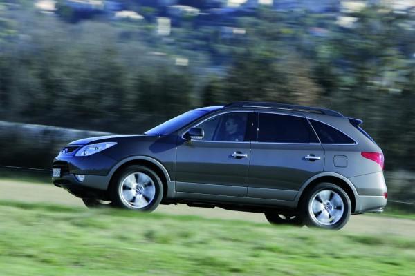 Fahrbericht Hyundai ix55 3.0 V6 CRDi: American Size