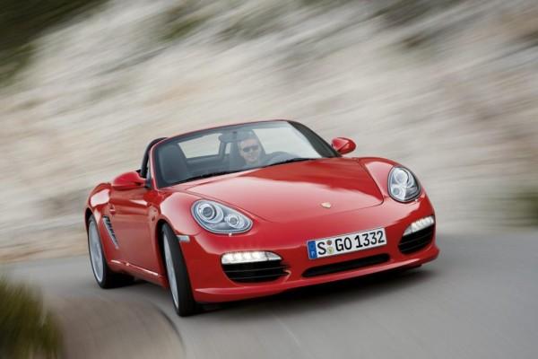 Fahrbericht Porsche Boxster S: Das neue Herz schlägt schnell