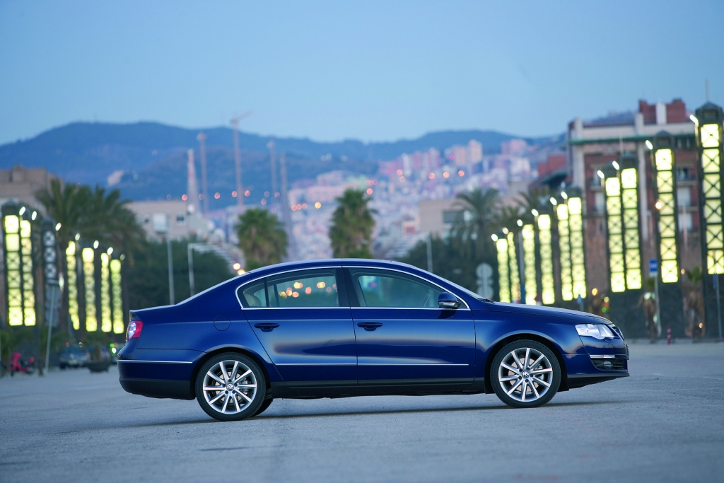 Fahrbericht Volkswagen Passat BlueTDI: Sparwunder mit Sauberkeitsfimmel
