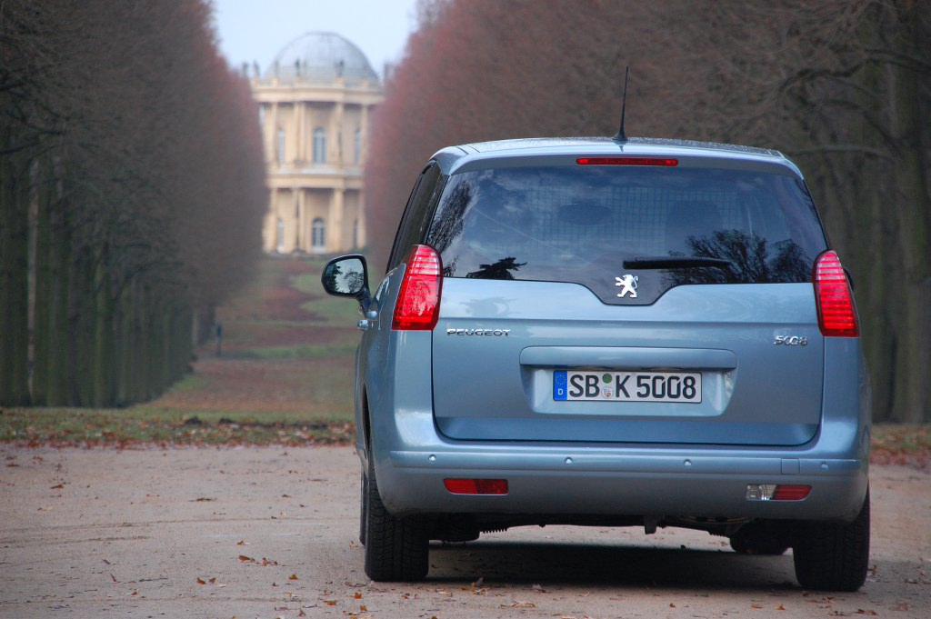 Fahrpräsentation Peugeot 5008: Französischer Angriff auf Touran und Co.