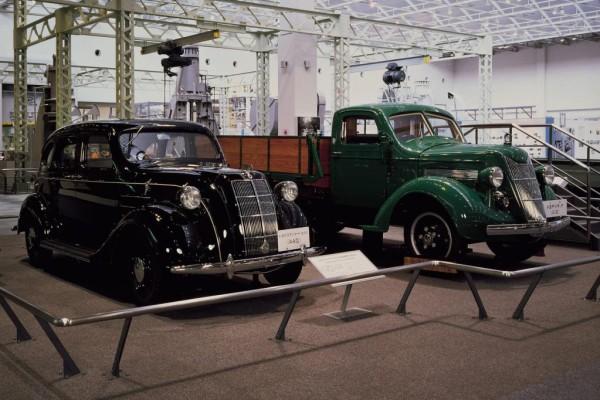 Festival zur japanischen Automobilgeschichte