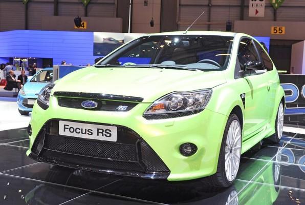 Ford Focus RS ''Sportscar 2009'' in der Kompaktklasse