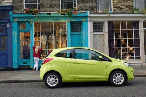 Ford Ka vs. Renault Twingo: Zwei Kleine für die Stadt