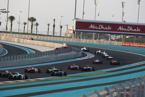 Formel 1 - GP Abu Dhabi: Ein sauberer Kampf am Limit