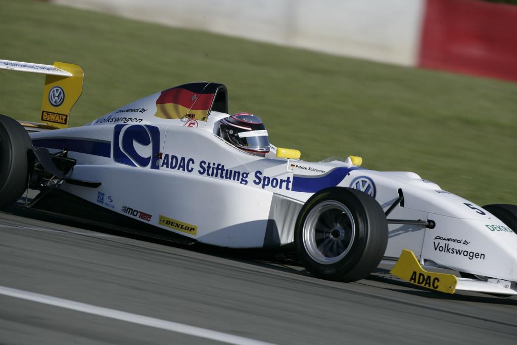 Formel ADAC Masters ab 2010 mit 21 Rennen