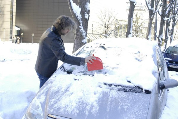 Frostschutz in der Scheibenwaschanlage Pflicht