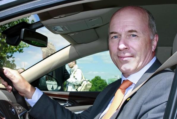 GM-Europa-Chef Carl-Peter Forster geht