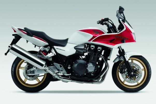 Honda CB 1300 erhält Combined ABS