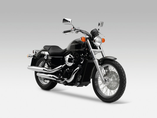 Honda Shadow RS: Lässiger Allround-Twin mit Radster-Charme