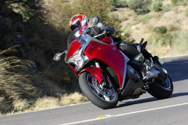Honda VFR1200F: Neuer V-Mann