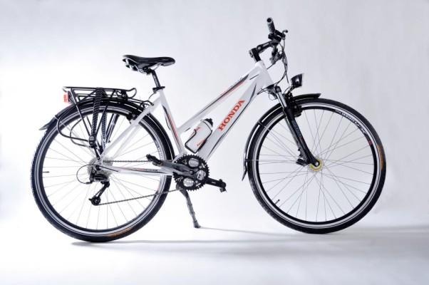 Honda bietet Trekking-Rad ''Eddy Merckx'' an