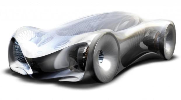 Konzept: Das Wunschauto am Computer selbst entwerfen