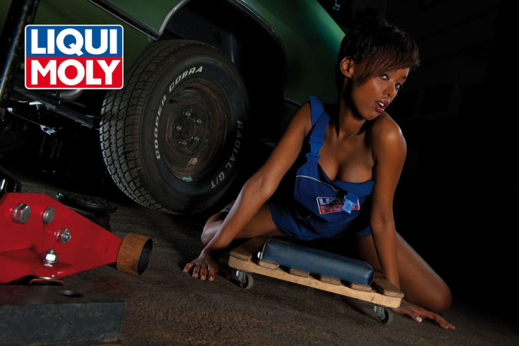 LIQUI MOLY-Erotikkalender: Exklusiv, limitiert, heiß und begehrt