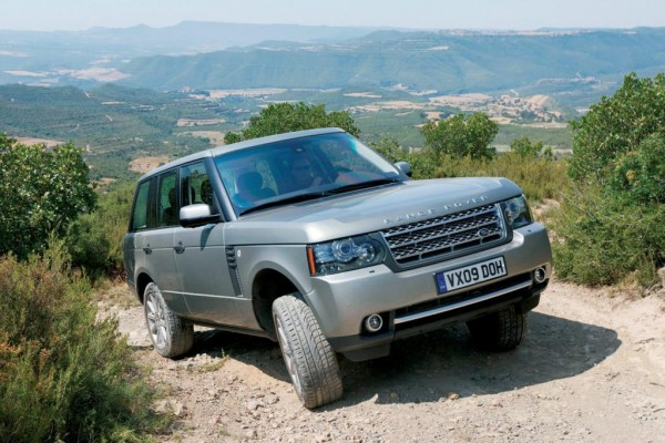 Land Rover hilft Gespannfahrern