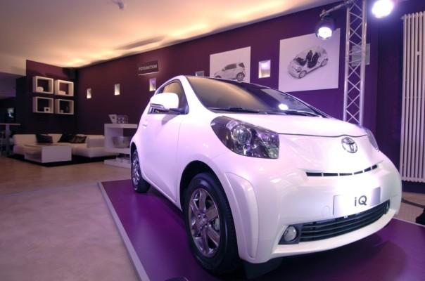 Marketingstrategie von Toyota ausgezeichnet