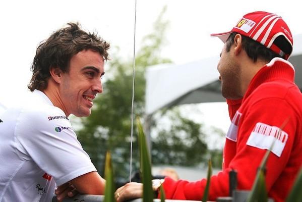 Massa: Bin keine Nummer 2: Tue, was ich immer tue