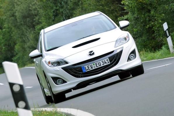 Mazda 3 MPS bietet bestes Verhältnis von Preis und Leistung