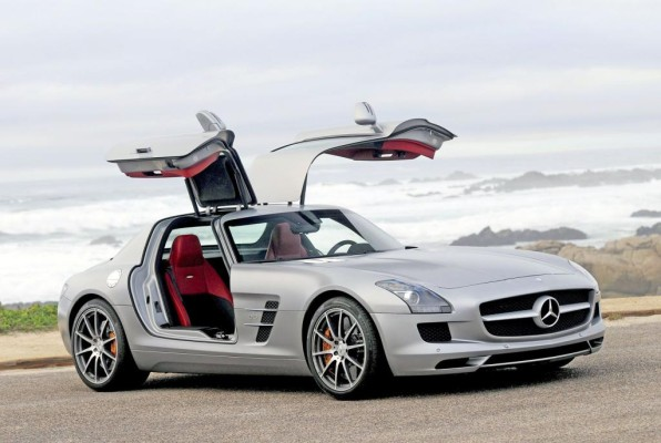 Mercedes-Benz SLS AMG startet am 16. November