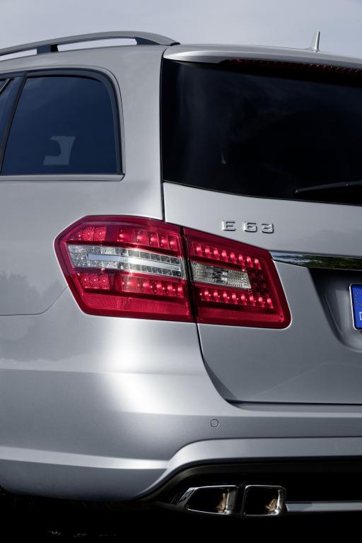 Mercedes E 63 AMG: Ein Kombi mit Sportwagen-Charakter