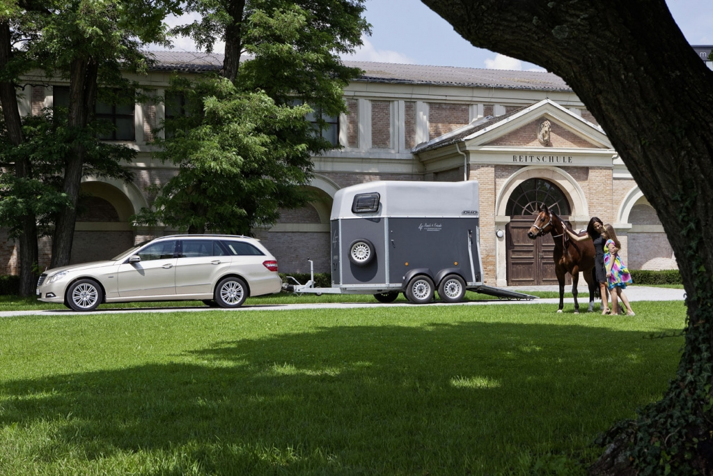 Mercedes E-Klasse T-Modell: Fünfte Generation