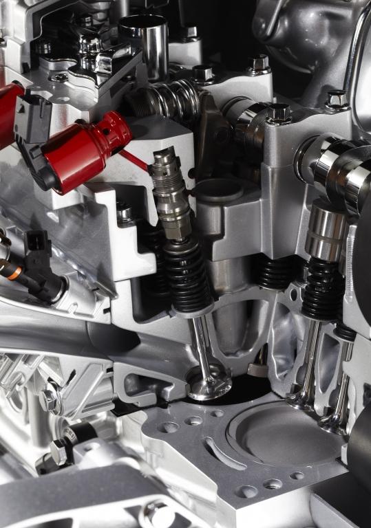 MiTo MultiAir-Turbomotor.