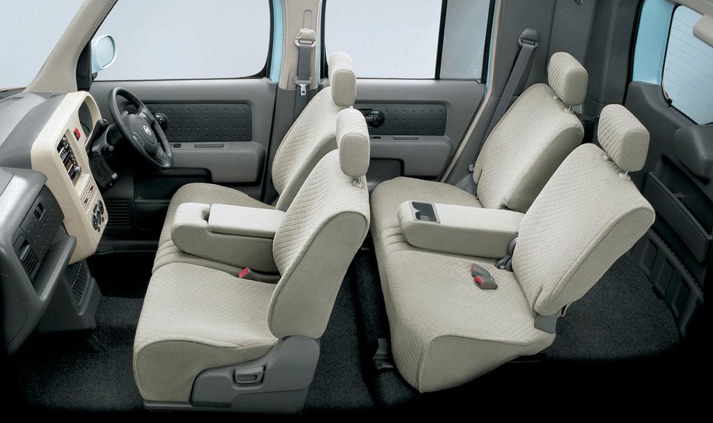 Mit Spannung erwartet: Der neue Nissan Cube - Bild(10)