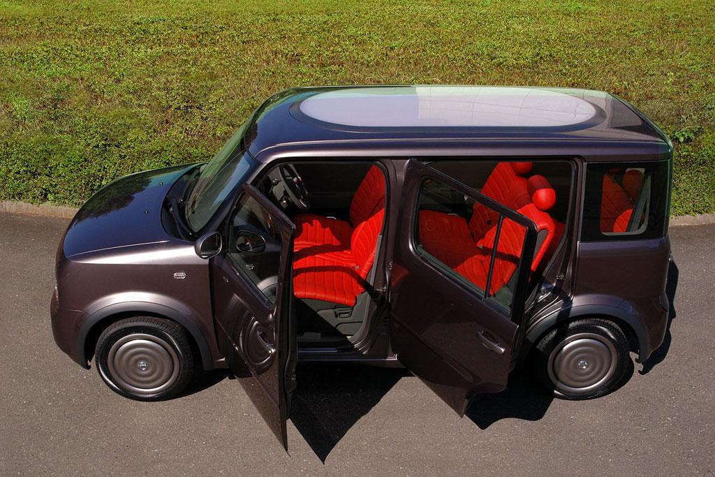 Mit Spannung erwartet: Der neue Nissan Cube - Bild(11)
