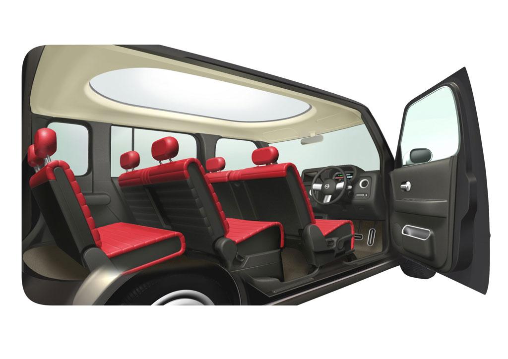 Mit Spannung erwartet: Der neue Nissan Cube - Bild(12)