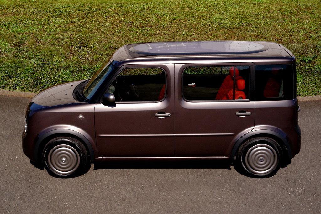 Mit Spannung erwartet: Der neue Nissan Cube - Bild(13)