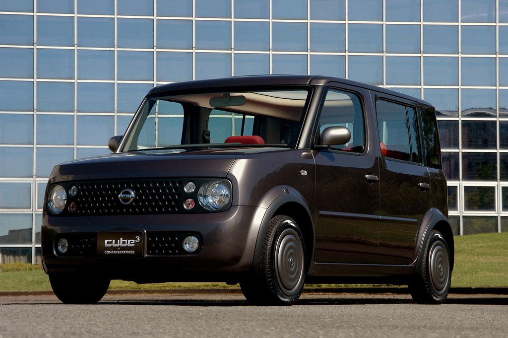 Mit Spannung erwartet: Der neue Nissan Cube - Bild(14)