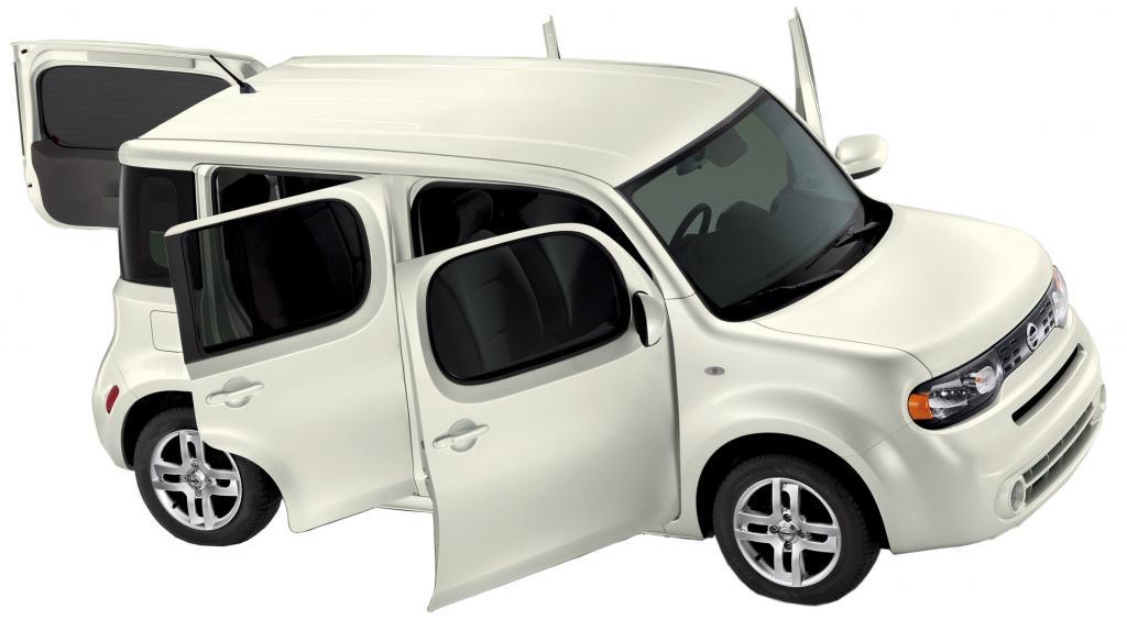 Mit Spannung erwartet: Der neue Nissan Cube - Bild(4)
