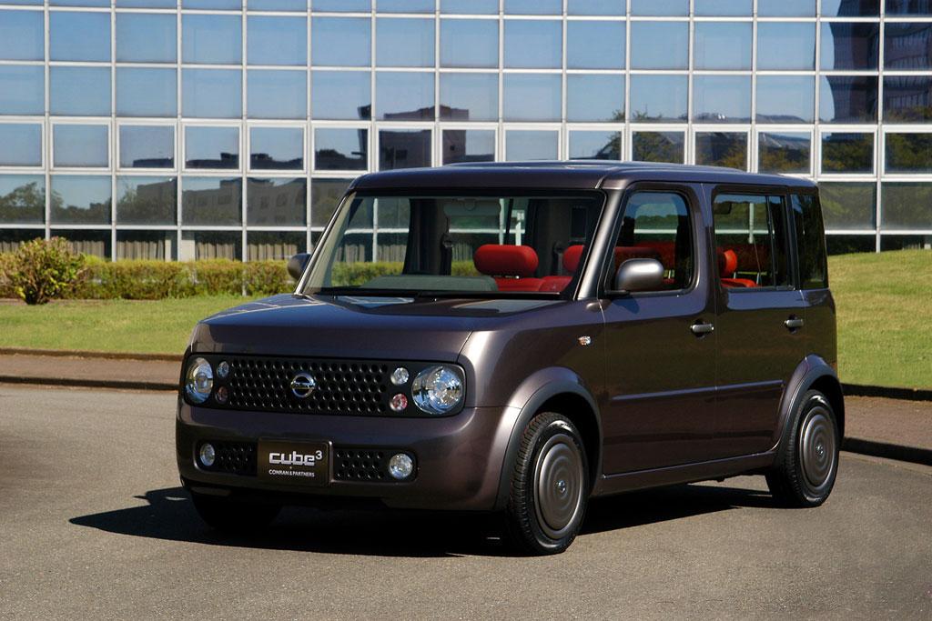 Mit Spannung erwartet: Der neue Nissan Cube - Bild(5)