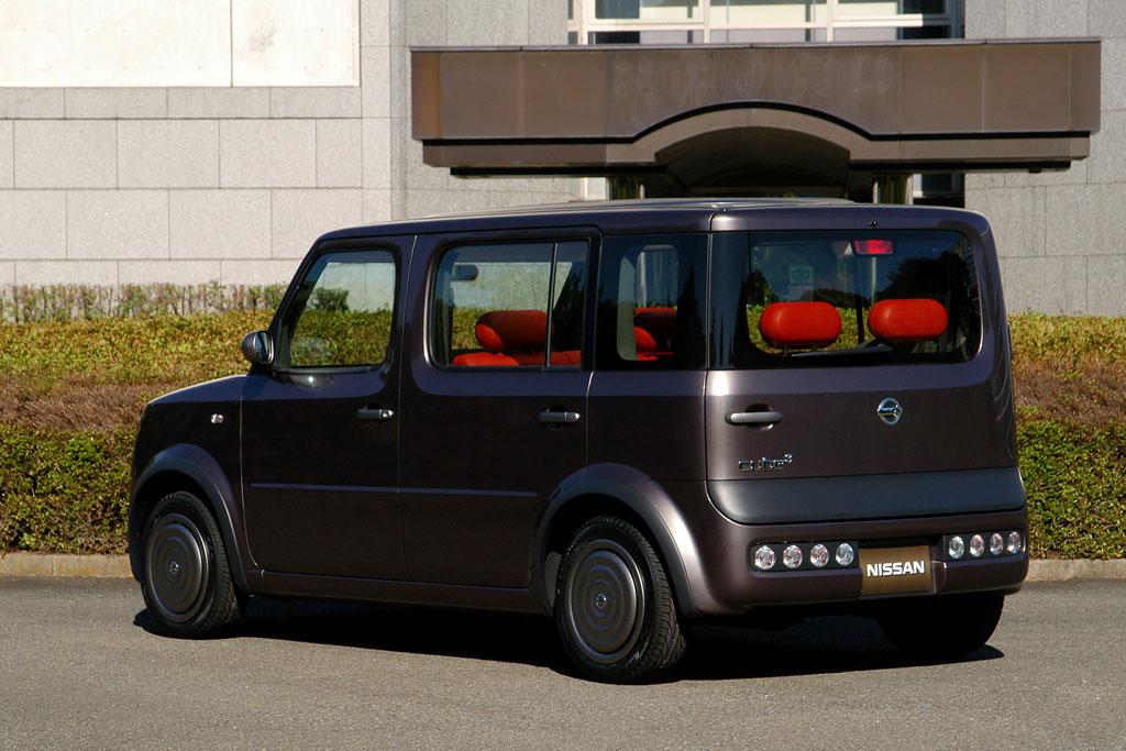 Mit Spannung erwartet: Der neue Nissan Cube - Bild(6)