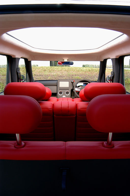 Mit Spannung erwartet: Der neue Nissan Cube - Bild(7)