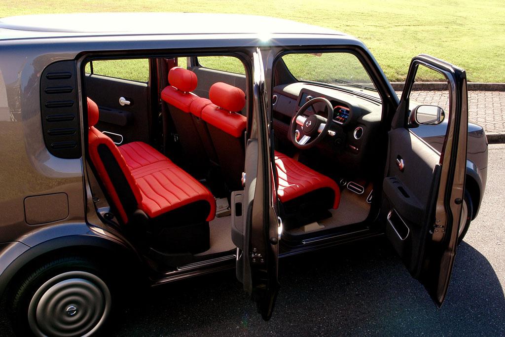 Mit Spannung erwartet: Der neue Nissan Cube - Bild(8)