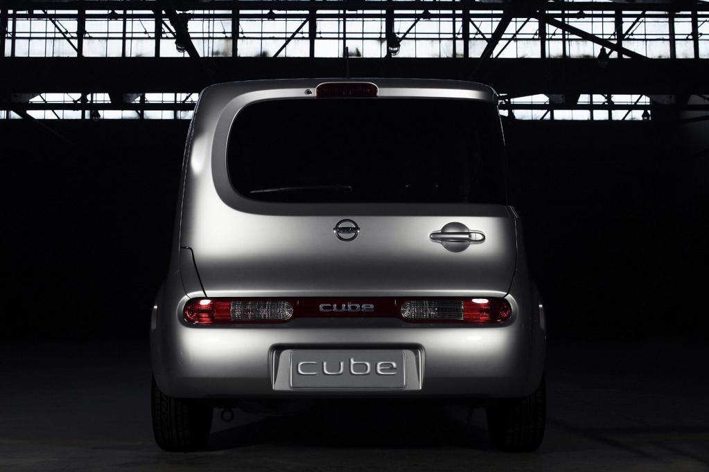 Mit Spannung erwartet: Der neue Nissan Cube - Bild
